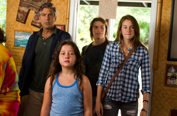 Os descendentes.Filme