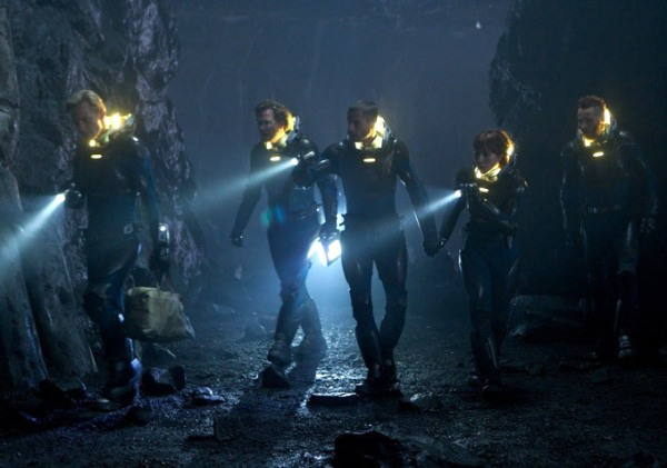 Prometheus Ridley Scott