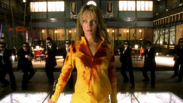 Kill Bill.Uma Thurman