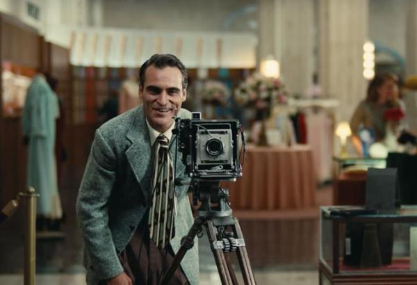 O mestre.Paul Thomas Anderson