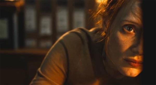 A hora mais escura.Jessica Chastain.Filme 2