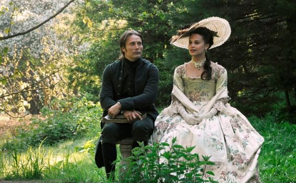 O amante da rainha.Filme 2