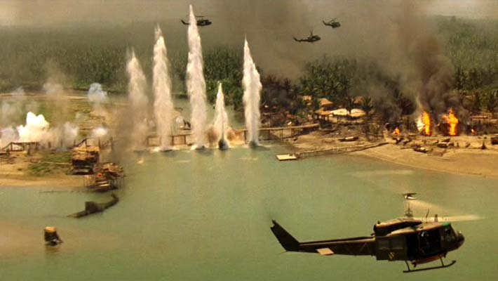 an essay on the film apocalypse now Readings of francis ford coppola's apocalypse now (1979) often confront the   ince its release in 1979, the film apocalypse now has pulled film critics.