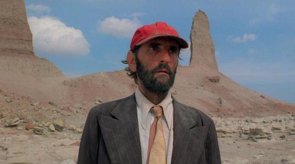 Paris, Texas.Filme