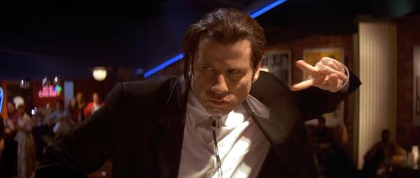 Pulp fiction.Tarantino