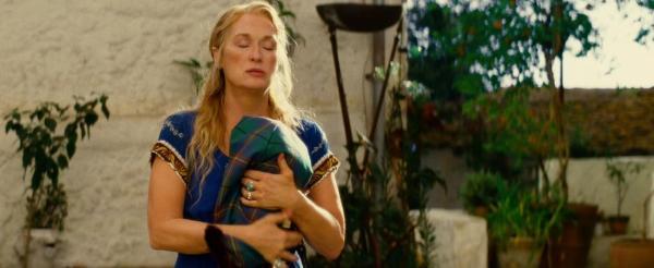 Mamma mia.Meryl Streep