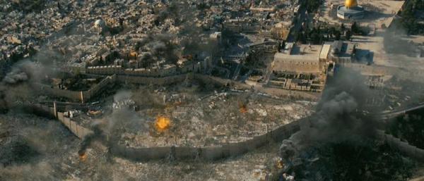 Guerra mundial Z.Filme 5