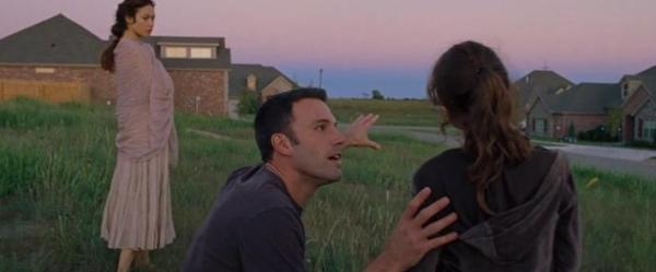 To the wonder.Malick