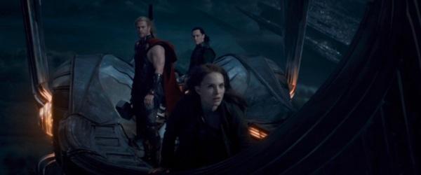 Thor.O mundo sombrio