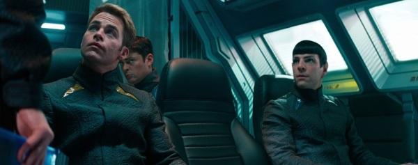 Além da escuridão.Star Trek.Melhores do ano