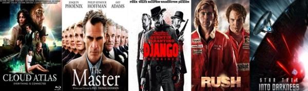 Melhores atores coadjuvantes.2013