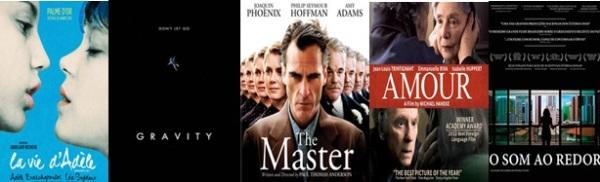 Melhores diretores.2013