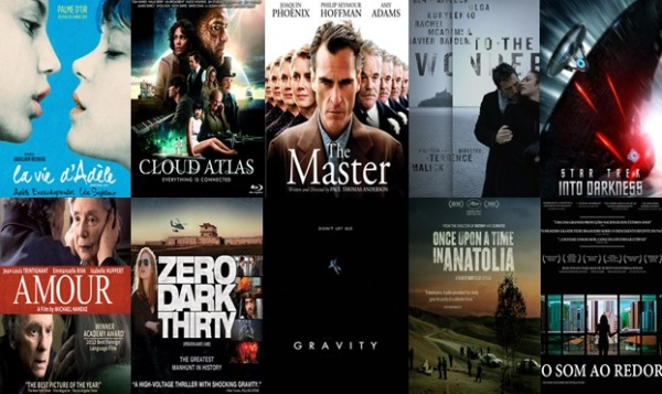 Melhores filmes de 2013