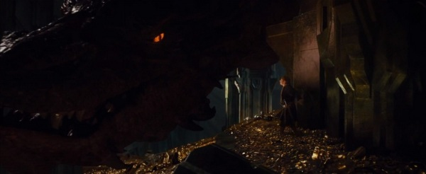 O hobbit.A desolação de Smaug