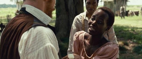 12 anos de escravidão.Oscar 2