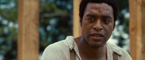 12 anos de escravidão.Oscar 5