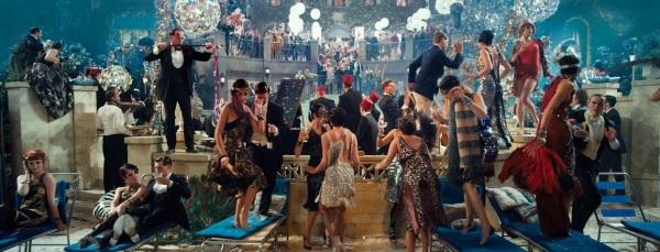 O grande Gatsby.Oscar