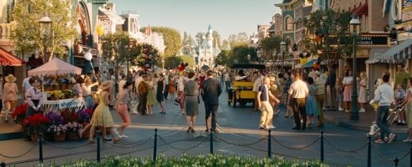 Walt nos bastidores de Mary Poppins 10