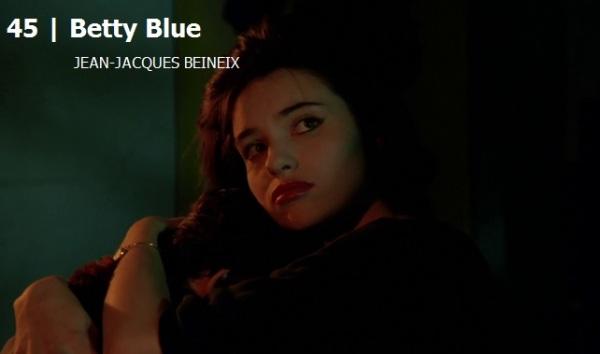 Betty Blue.Melhores filmes dos anos 80