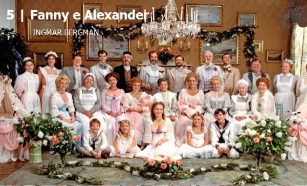 Fanny e Alexander.Melhores filmes dos anos 80 2