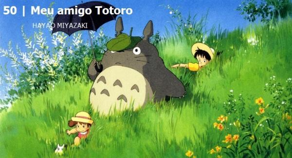 Meu amigo Totoro.Melhores filmes dos anos 80