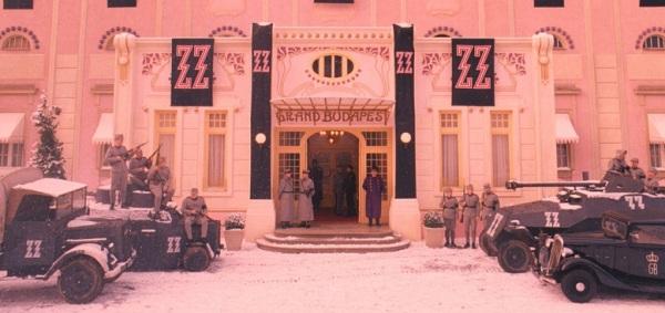 O grande Hotel Budapeste.Filme 20