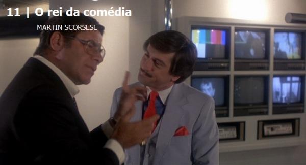 O rei da comédia.Melhores filmes dos anos 80