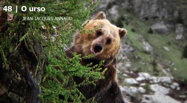 O urso.Melhores filmes dos anos 80