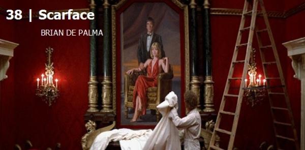 Scarface.Melhores filmes dos anos 80