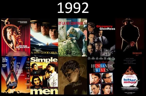 Melhores filmes.1992.Cinematographe