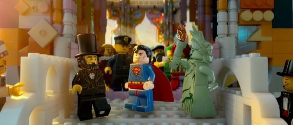 Uma aventura LEGO 11
