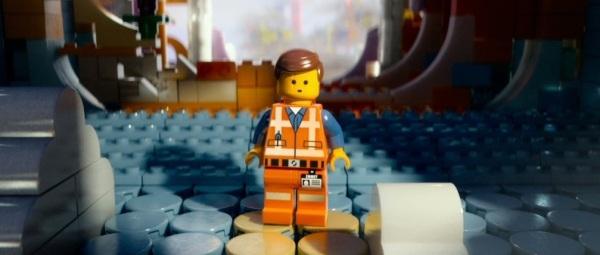 Uma aventura LEGO 3
