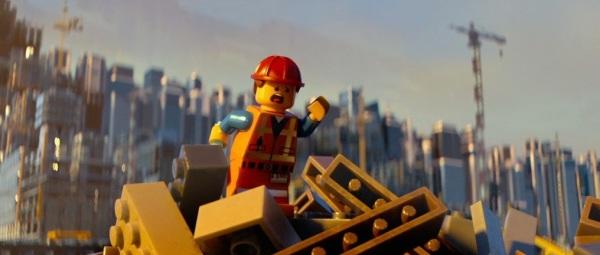 Uma aventura LEGO 7