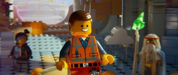 Uma aventura LEGO 9