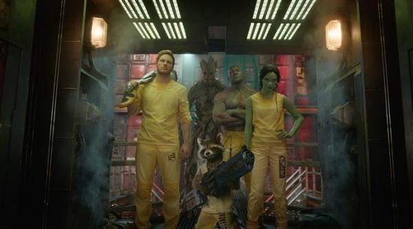 Guardiões da galáxia.Filme 11