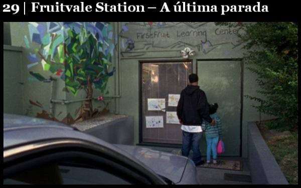 Melhores filmes.Fruitvale Station