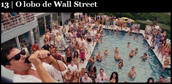 Melhores filmes.O lobo de Wall Street