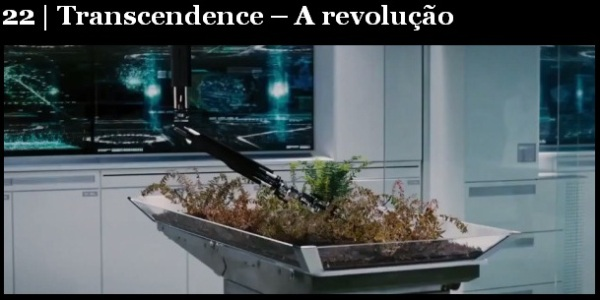 Melhores filmes.Transcendence