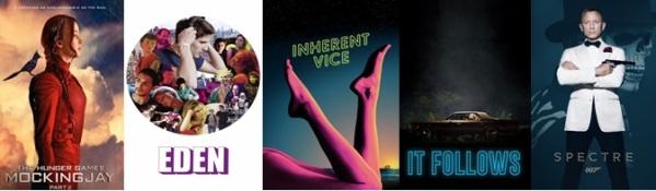 Melhor trilha sonora.2015