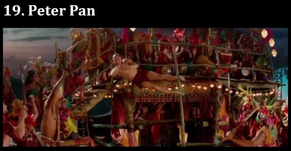 Melhores.19.Peter Pan
