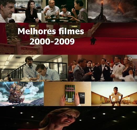 Imagem.Melhores filmes 2000.2009.Cinematographe