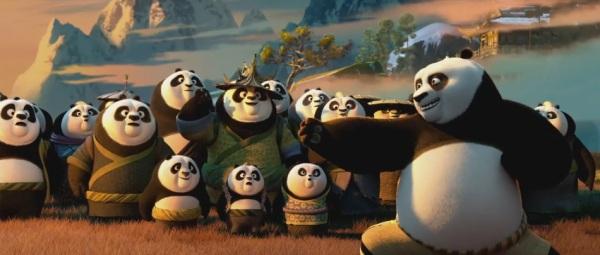 Kung-fu panda 14