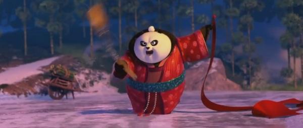 Kung-fu panda 15