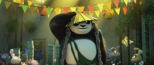 Kung-fu panda 6