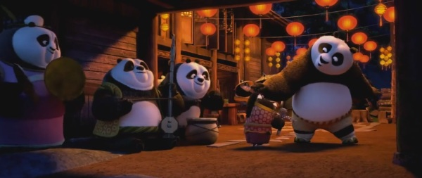 Kung-fu panda 8