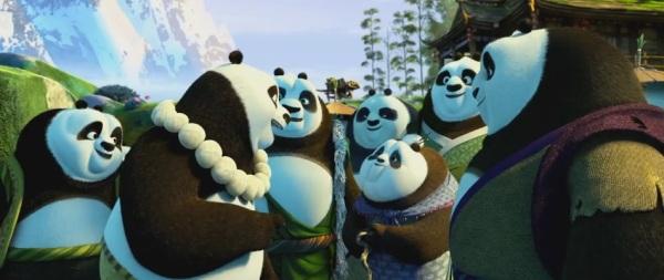 Kung-fu panda 9