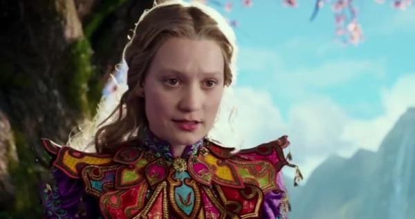 Alice através do espelho 16