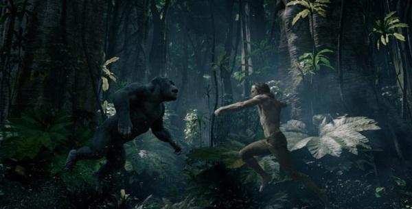 A lenda de Tarzan.Filme 4
