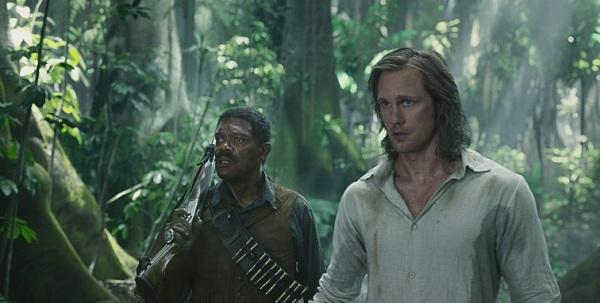 A lenda de Tarzan.Filme